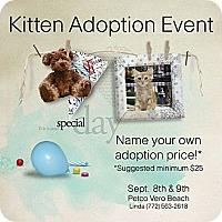 Adopt A Pet :: KITTEN ADOPTION EVENT - Vero Beach, FL