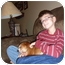 Photo 2 - Collie/Labrador Retriever Mix Puppy for adoption in Naperville, Illinois - Ginger