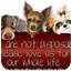 Photo 3 - Plott Hound Mix Dog for adoption in Zanesville, Ohio - # 619-10 - RESCUED!