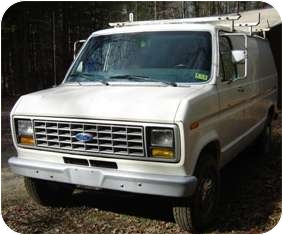 Cow or Bull for adoption in Franklin, West Virginia - 1990 FORD Van