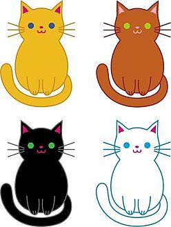 Domestic Shorthair Kitten for adoption in Winchester, California - Female Kittens